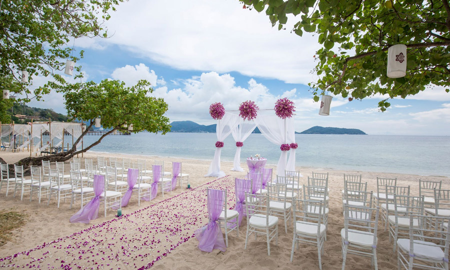 Phuket Beach Wedding Standard Ceremony
