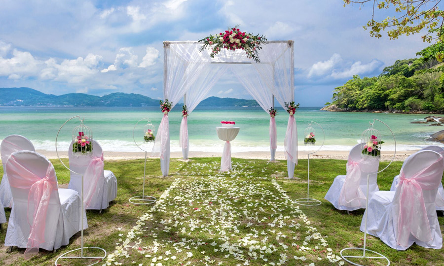 Perfect Beach Wedding Package
