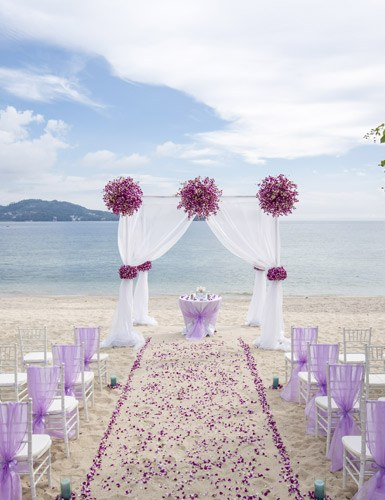 Standard Wedding Package - Phuket Beach Wedding
